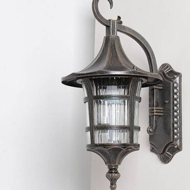 Những điều cần biết về đèn gắn tường thủy tinh trang trí phòng ngủ