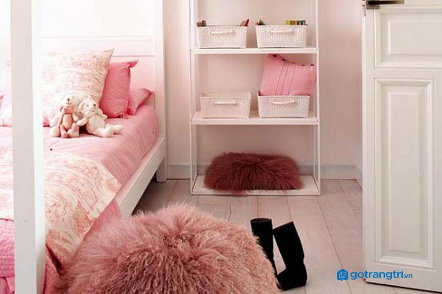 Lưu ý khi mua giường cho phòng ngủ bé gái