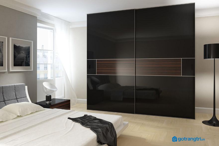 Tìm hiểu về tủ quần áo gỗ acrylic
