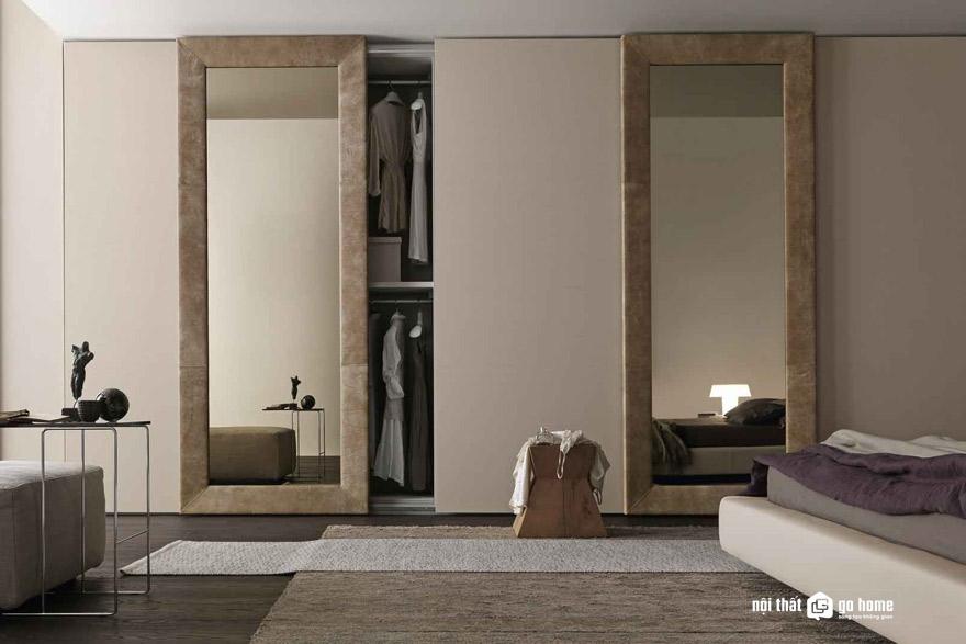 Có nên dùng tủ quần áo gỗ công nghiệp MDF không?