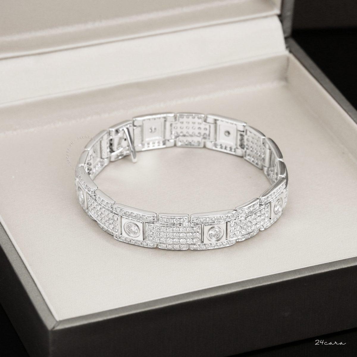 Khơi dậy niềm cảm hứng bất tận với trang sức điểm kim cương