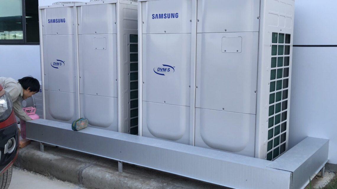 Công ty thi công lắp đặt hệ thống điều hòa không khí uy tín