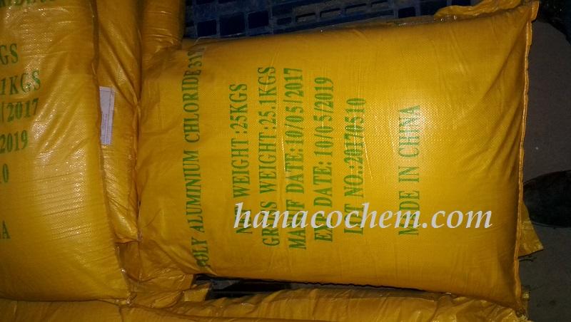 Lợi ích của Hóa chất công nghiệp PAC mang lại