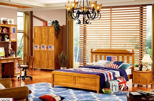 Kiểu dáng nội thất phòng ngủ trẻ em hiện đại