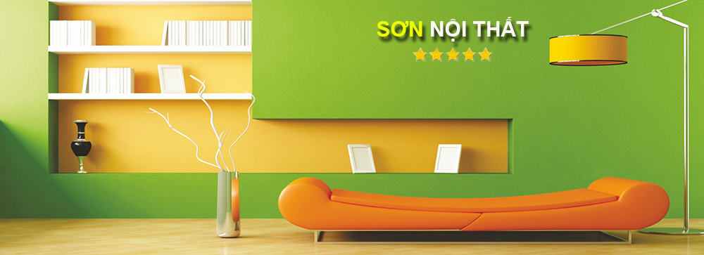 Loại sơn bề mặt nội thất phòng ngủ trẻ em hiện đại