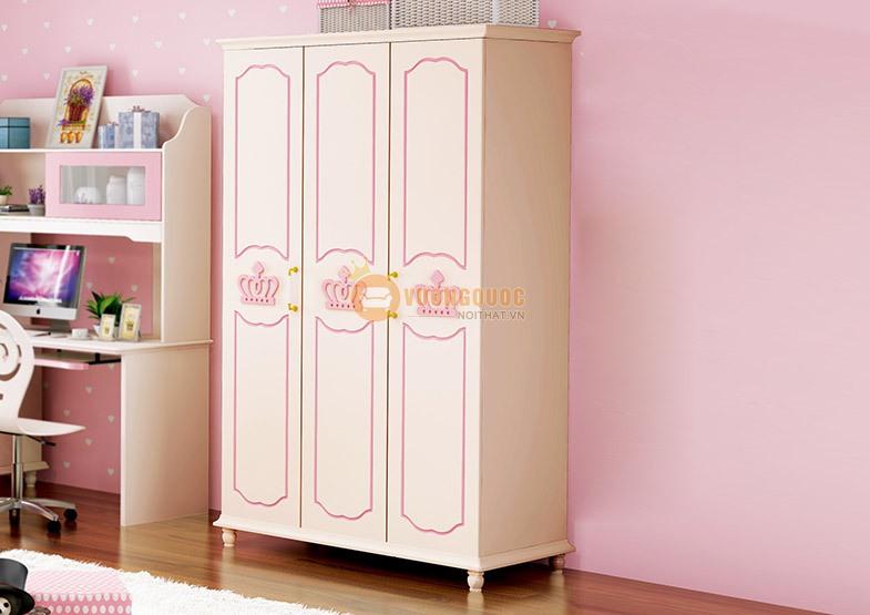 Mức tiêu thụ tủ quần áo trẻ em bằng gỗ công nghiệp tại TP.HCM