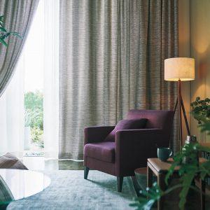Lựa chọn rèm vải đẹp phù hợp với không gian sống