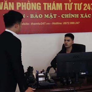 Tại văn phòng thám tử 247 Hà Nội