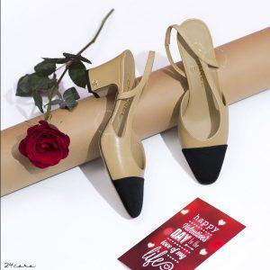 Thông tin về đôi giày Chanel Slingback thanh lịch & tuyệt đẹp