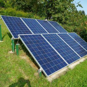 Tìm hiểu về tấm pin năng lượng mặt trời Poly