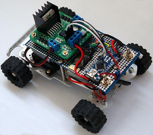 Tự học arduino bài 1 – Cài đặt và nạp code