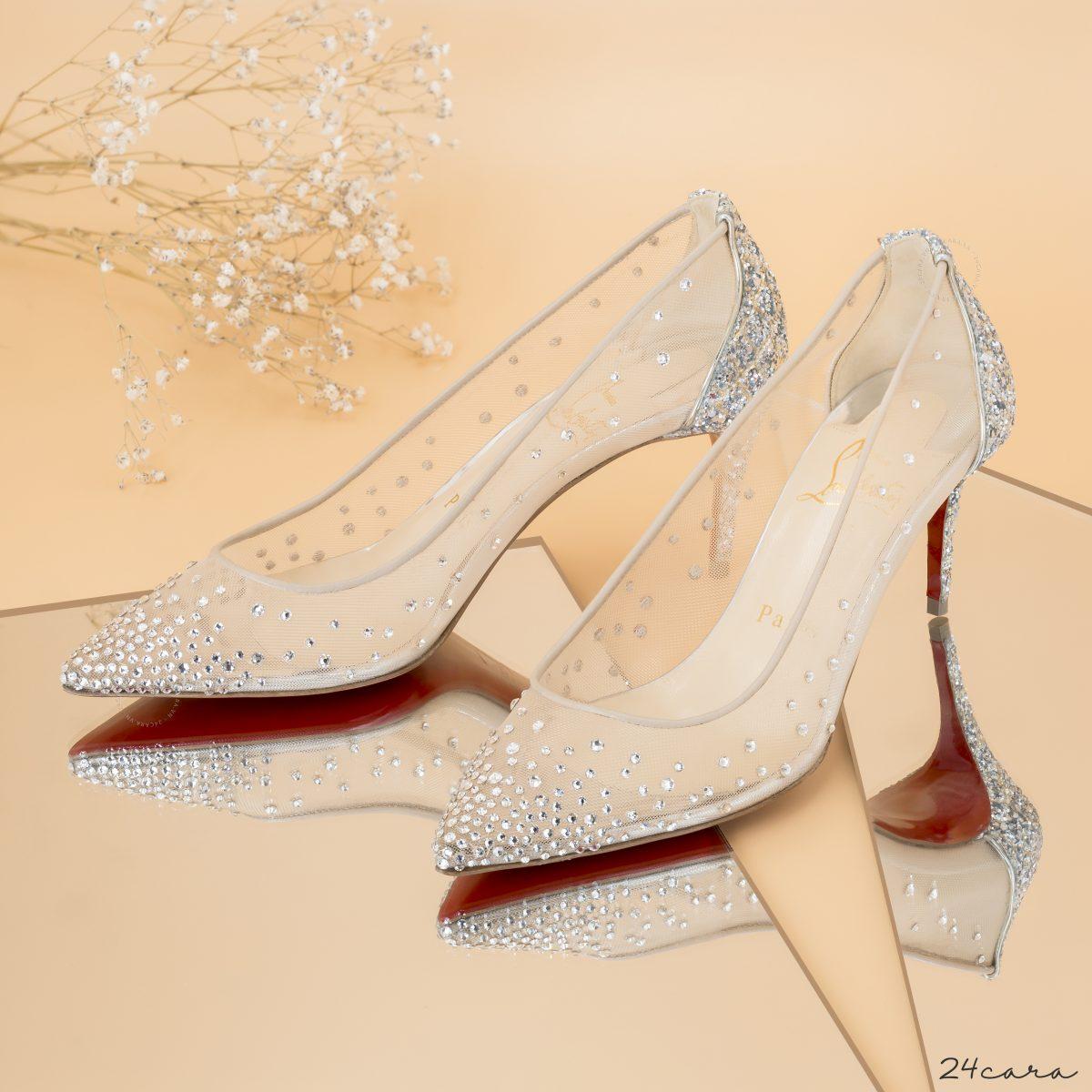 Sự tích về những mẫu giày cao gót đế đỏ Christian Louboutin
