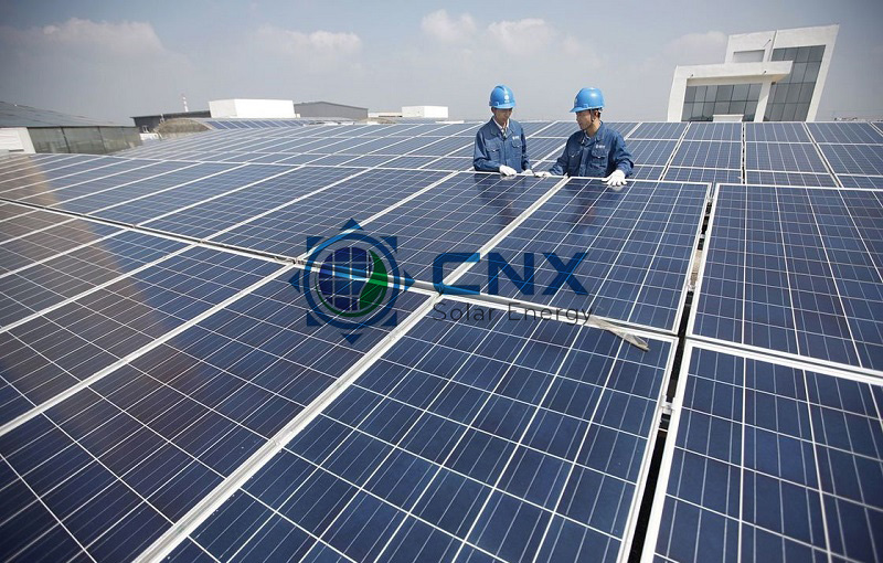 Điện mặt trời hòa lưới lắp mái nhà giá bao nhiêu?