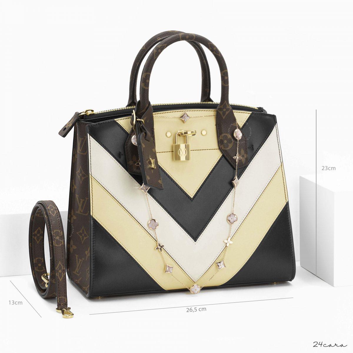Đặc điểm khiến túi xách Louis Vuitton đắt đỏ như vậy?