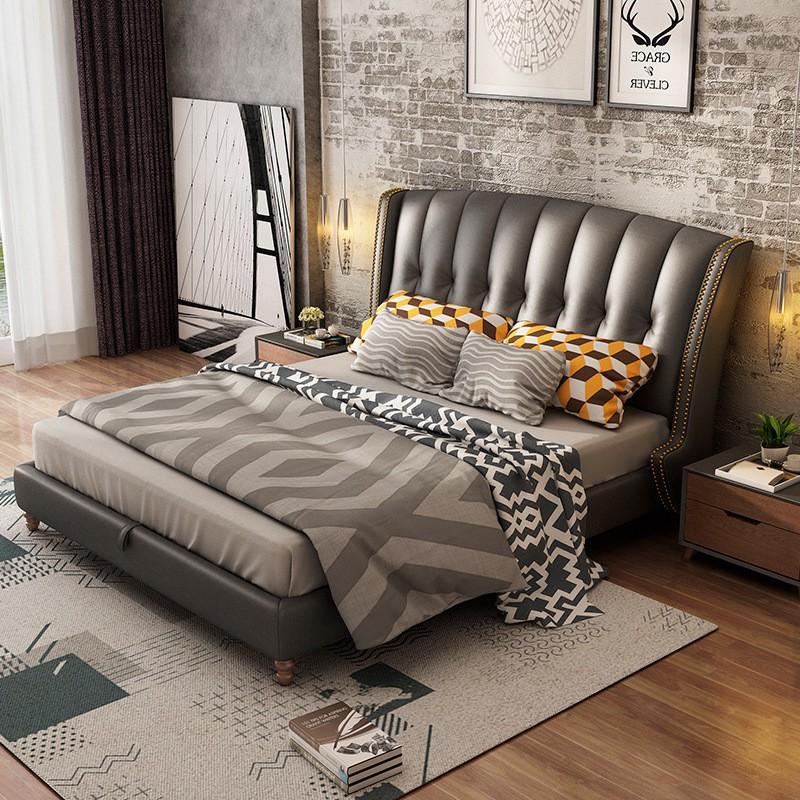 Giường ngủ hiện đại 2019 giá trên 30 triệu đồng