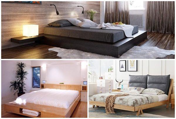 Giường ngủ hiện đại 2019 giá từ 10 – 30 triệu đồng