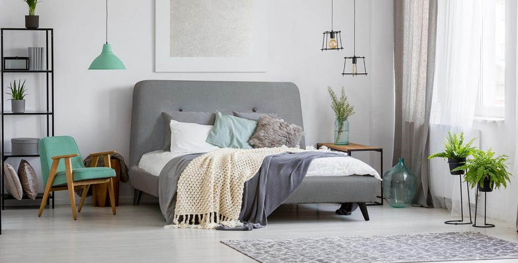 Giường ngủ hiện đại 2019 giá từ 5 – 10 triệu đồng