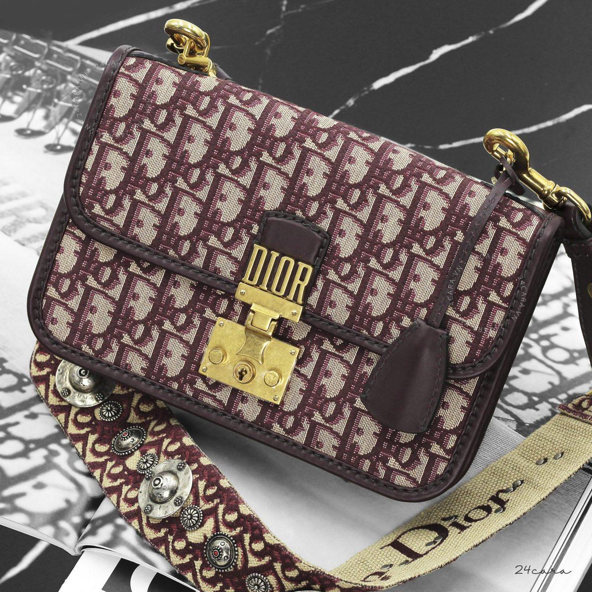 Sang chảnh với thiết kế túi DiorAddict