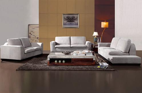 Sofa nỉ hiện đại thiết kế thời thượng