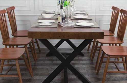 Tầm quan trọng của bộ bàn ghế gỗ nhà hàng đẹp