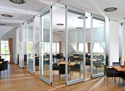 Vách ngăn nhôm kính - Xu hướng kiến trúc hiện đại