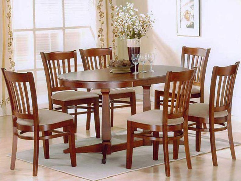 Vai trò của bộ bàn ăn gia đình trong không gian nội thất
