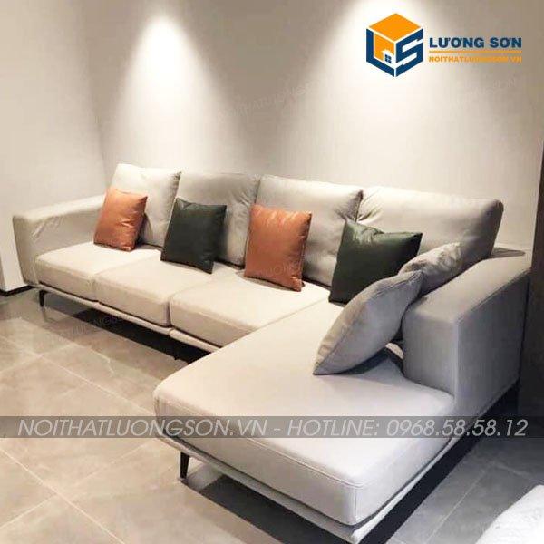 Ghế sofa Nội thất Lương Sơn chất lượng cao, giá thấp nhất thị trường
